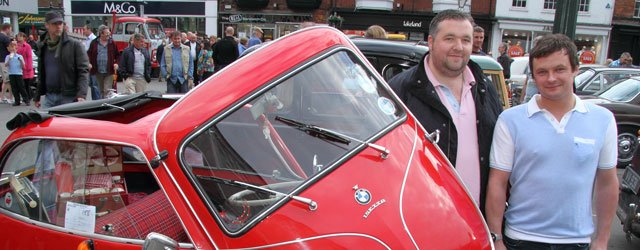 Beverley Classic Car Show : A Passion For Cars