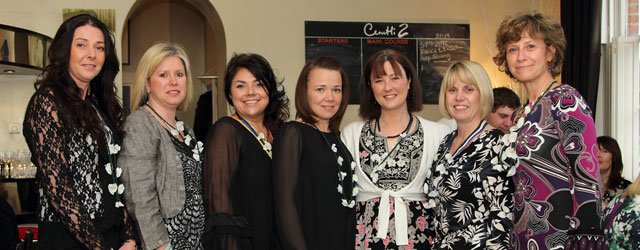 Beverley Ladies Circle Annual Handover @ Cerutti2
