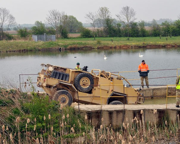 Countryfile Visit Defence School Of Transport