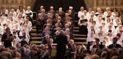 Monday 8 September sees the start of the new season for the East Riding County Choir, when members begin rehearsing