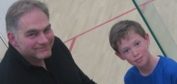Beverley squash player Zac Toes (10) followed up his success at the Ilkley Junior Open by winning his second national title in 2 weeks at the Under 11 Chapel Allerton Open in Leeds on the 18 May 2013.