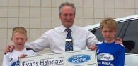 Beverley Town FC Dynamo U10s have gained shirt sponsorship from Hessle based Ford dealership Evans...
