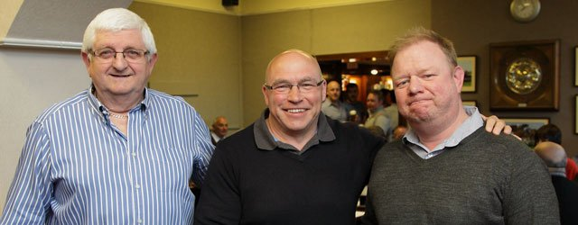 An Evening With John Kear At The Grosvenor Club