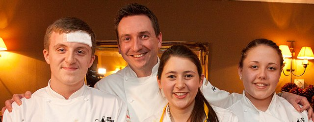 The Golden Apron Finds Yorkshire's Best Young Chef
