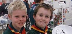 Tesco were pleased to welcome Beverley District Scouts to bag pack in our store on Saturday 18th May.
