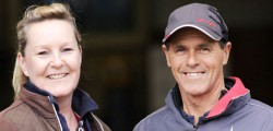 Olympic Gold medallist Blyth Tait has been at Tickton Hall Stables for the past two days hosting equine workshops. Blyth who is from New Zealand has won four Olympic Medals was in town sharing his knowledge with host of riders across the two days.