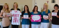 De Lacy Salon will be joining together to run the Race for Life Hull taking place in Queens Gardens on Sunday 7th July 2013. Wearing the usual display of pink, they will be running the 5k charity event to raise money for the Cancer charity.