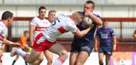 Hull KR Vs Wigan Warriors