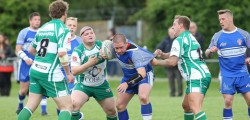 An injury hit Hull Dockers were beaten 36 - 24 by Lock Lane in the Rugby League Conference League.
