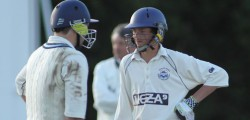 Beverley Town Cricket Club 3rd XI held on to earn a losing draw at the Norwood Recreation Ground in the East Yorkshire Cricket Alliance Premier League.