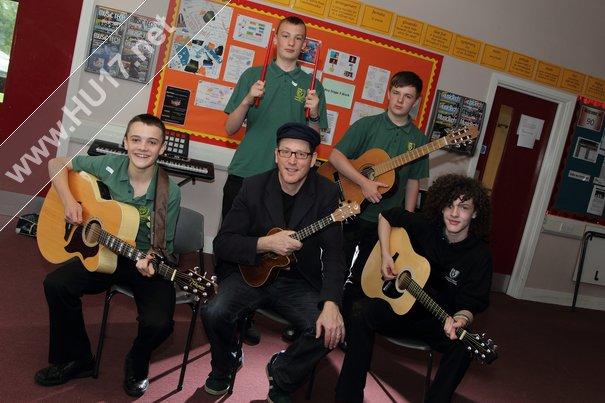 Longcroft School Music Workshop007