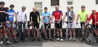 Cyclists To Peddle 174 Miles In Aid Of Dove House Hospice