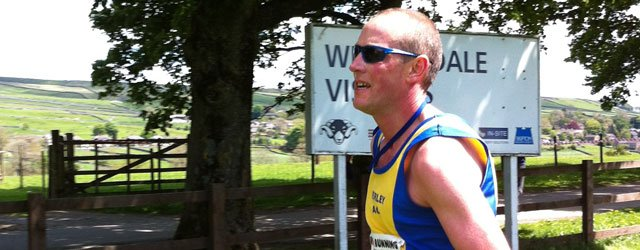 Steve Evins Leads Beverley Home In Wharfedale