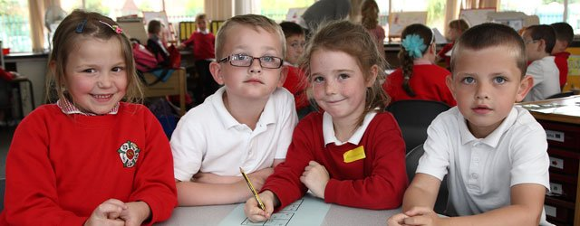 Maths Day At Swinemoor Primary School Is A Mammoth Success