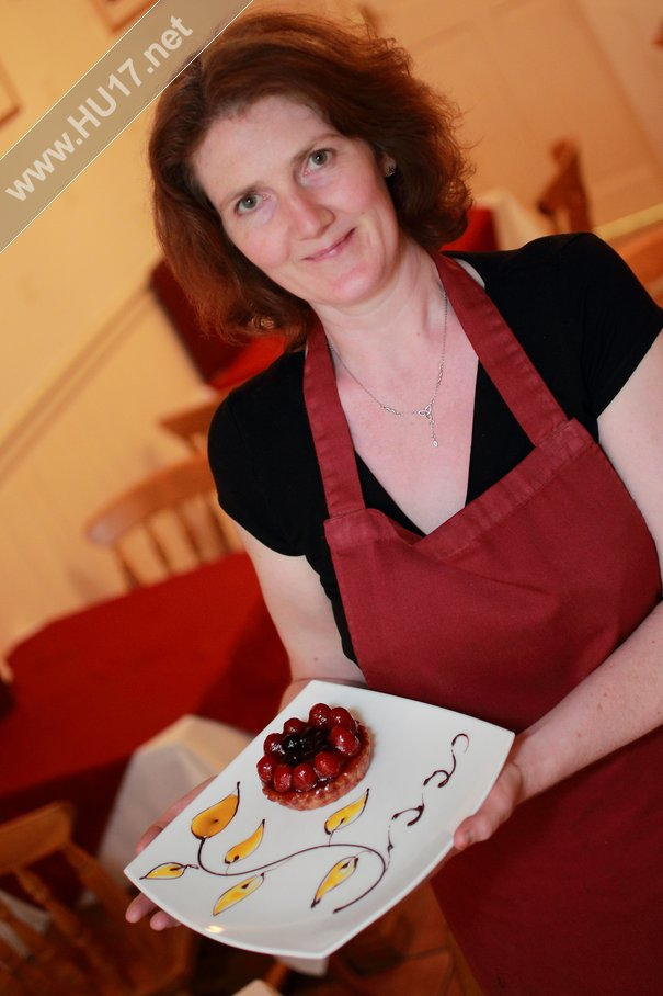 Just One Table Remains For Patisserie Evening