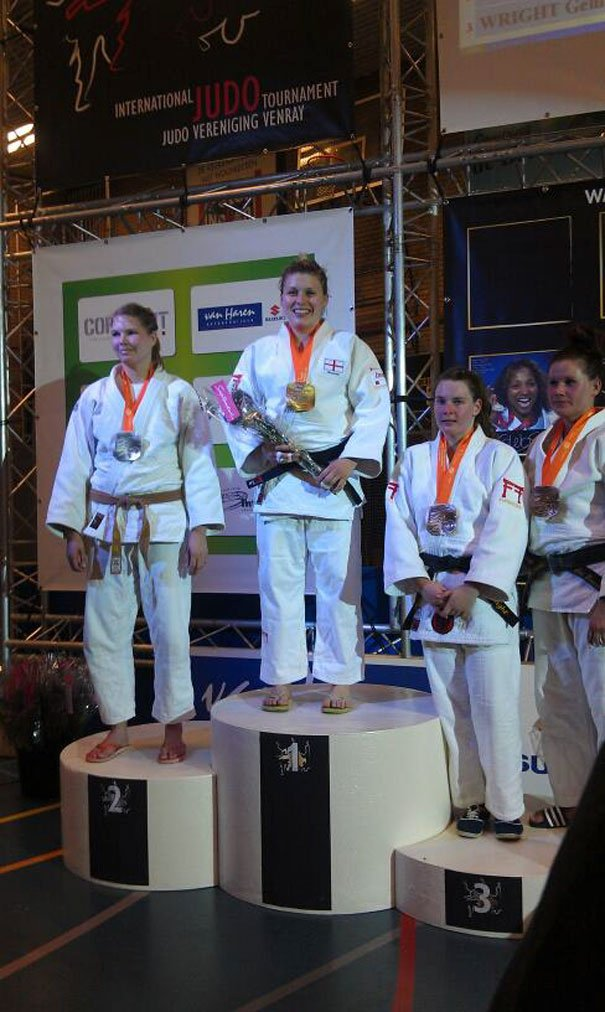 Golden Girl: Lois Brown Wins Gold At International Championships
