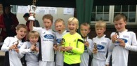 Beverley Town Dynamos entered their first two tournaments in consecutive weekends and proved to be the outstanding team twice by winning both.