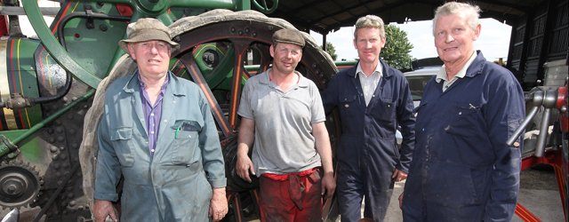 Out & About : Little Weighton Steam Rally