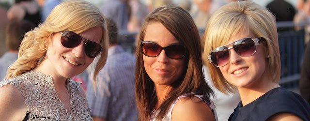 Summer Arrives At Beverley Races