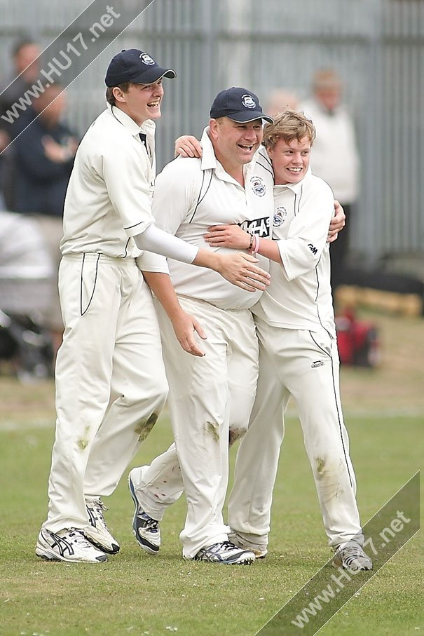 CRICKET : Saint Guides Town To Cup Glory