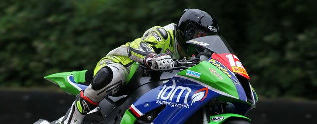 Dominic Usher Delighted With Performance At Brands Hatch