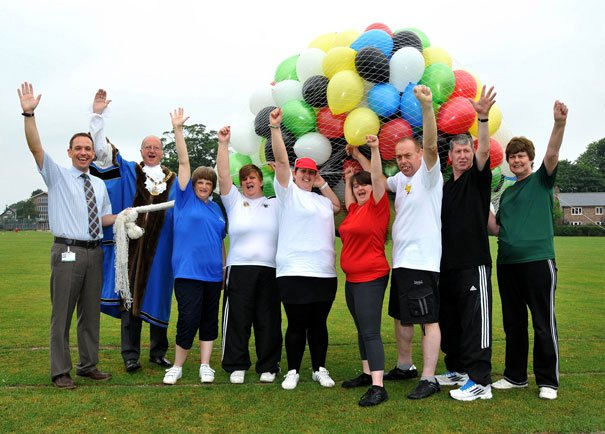 Hundreds Enjoy East Riding Legacy 2013