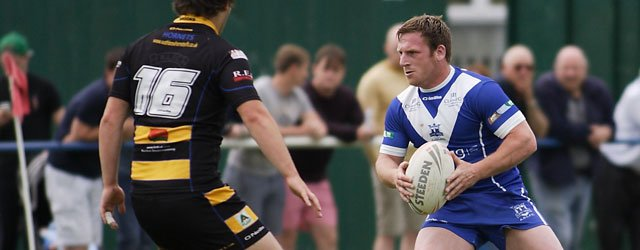 RUGBY LEAGUE : Puckering Boot Delivers Stinging Blow To Hornets