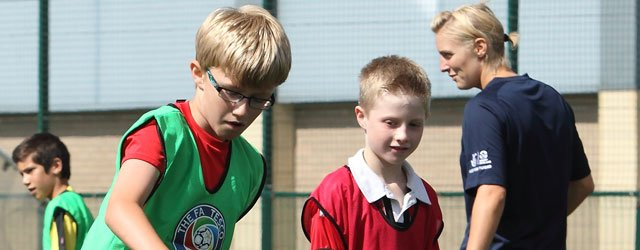 Over 50 Players Take Part In FA Tesco Skills Programme
