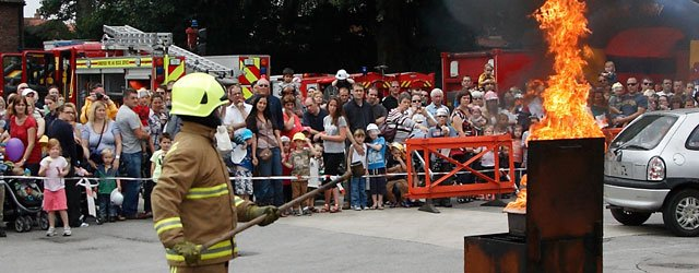 New Attractions For The Annual Fire Station Open Day Confirmed