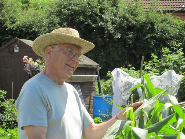 Growing Interest For Allotments Open Day