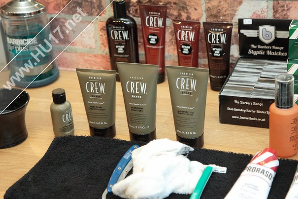 Beverley's Salon 55 Capitalise On Male Grooming Market