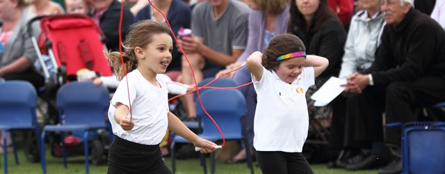 St Mary's Primary School 2013 Sports Day