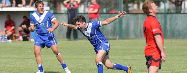RUGBY LEAGUE : Drop Goal Seals Victory For East Hull