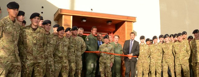 New Bar Named After Final RAF Unit Based At Leconfield DST