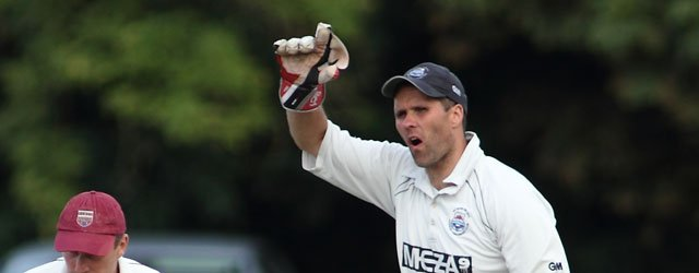 Beverley Beaten As The Top Order Collapse At Norwood