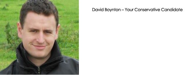 David Boynton – Your Conservative Candidate