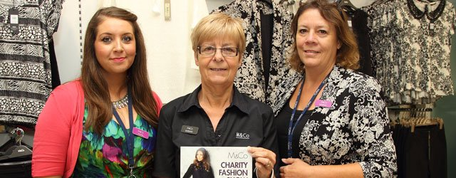 M&Co Supports Friends of St Mary's School By Hosting Fashion Show