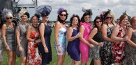 Ladies Day At Beverley Racecourse 2013 Bumper Gallery