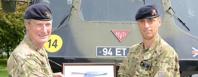 Commandants Commendation For Sergeant Young