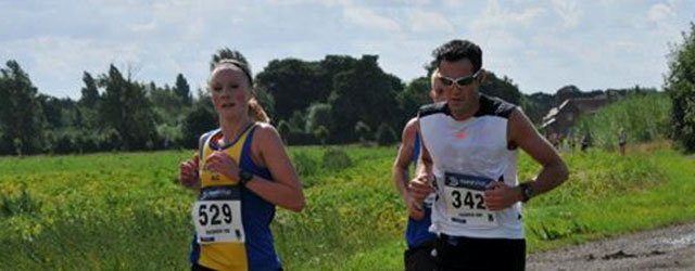 Carla Stansfield Claims First Place In Escrick 10K