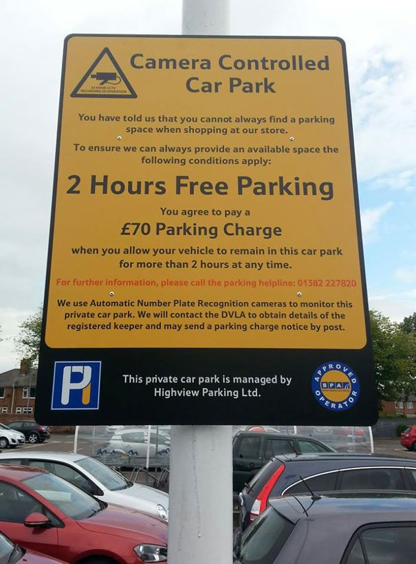 Council Reaffirms Parking Position With Tesco