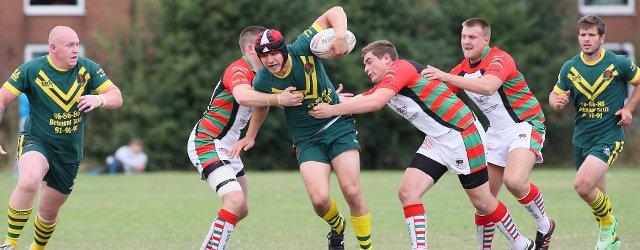RUGBY LEAGUE : West Hull Beat Myton In The Derby