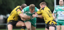 Hull Dockers played their part in a tight match that ended all square. Hull Dockers entertained Leigh Miners Rangers in the National Conference League.