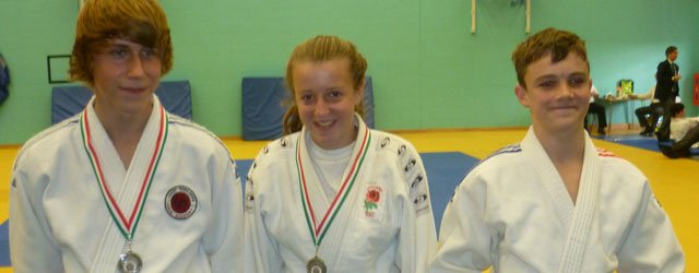 Medal Haul For East Yorkshire Judo Academy Enjoy In Conventry