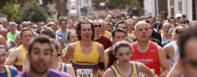 Great North Run : Messingham First Runner Home For Beverley AC