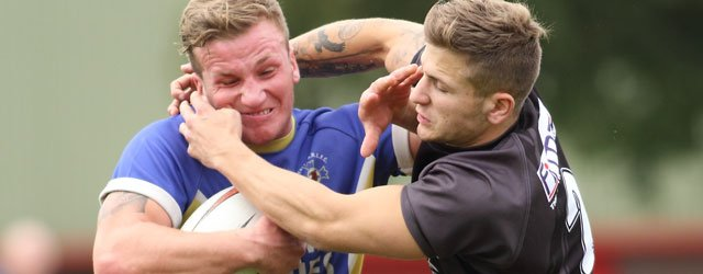 RUGBY LEAGUE : Jake Hart-Fisher Try Sees Beverley Through To Next Round