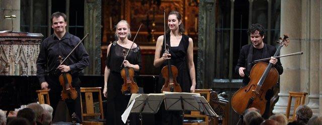 Beverley Chamber Music Festival : Navarra String Quartet