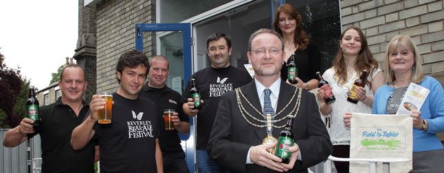 Beverley Real Ale Festival 2013 Looks To Build On Last Years Success