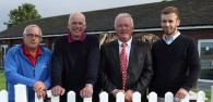 Local Golfers Enjoy An Afternoon At The Races