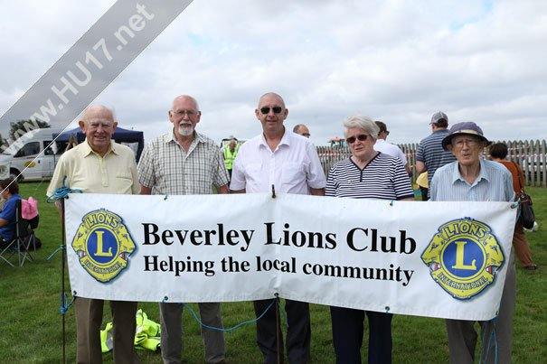 Meet The Beverley Lions Night